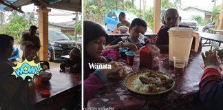 'Sangkakan Warung Makan.. ' Walau Malu, Sekeluarga Kagum Kebaikan Orang Kelantan