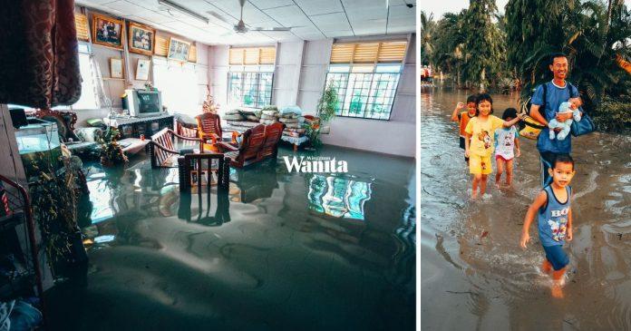 Tiga Kali Duduk Pusat Pemindahan 'Ramai TAK TAHU Bila Banjir Begini Jadinya'