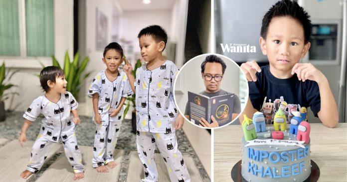 'Genap 2555 Hari, Dari Potong Tali Pusat' Sabarnya Ayah Membesarkan Anak Sendirian