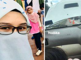 Isteri Ikhtiar Baca Al-Fatihah, Al-Ghafir, Kereta Rosak Di Highway Elok Semula