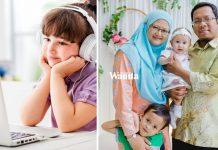 Pesan Ke Anak, Jika Ber'Google Meet' Sediakan Buku, Pensel Dan Mainan Picit