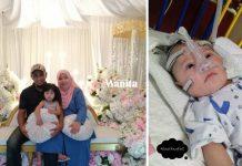 Dari Lahir Hingga 8 Bulan, Anak Kedua Ini 'Berkampung' Di Hospital