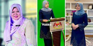 Rina Harun Makin Cantik, Kurus Dan Muda, Penampilan Menteri Pembangunan Wanita Jadi Bualan
