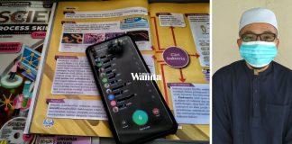 Cikgu Ini Kongsi Cara Mengajar PdPR, Guna Voice Chat TELEGRAM, Meriah Kelas!