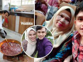 'Sejak Kecil Memasak Untuk Keluarga' Ada Sebab Lelaki Ini Rajin Ke Dapur