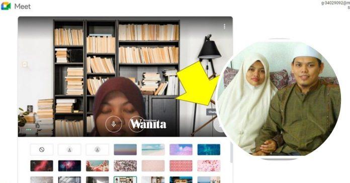 Cara Tukar Background Dalam Google Meet, Bagi Tak Nampak Suasana Rumah