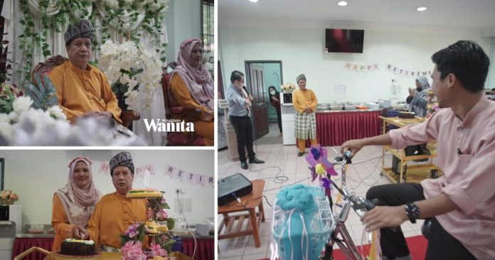 Hadiah Basikal Elektrik, Tunai Hajat 'Pakcik' Mudah Berulang Ke Masjid
