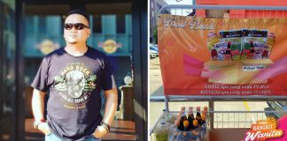 Baru Keluar Kedai Beli Barang Kemas, Tapi Ambil Barang Di Food Bank