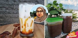 Rebus Kurma 2 Jam, Patinya Minum Dengan Susu, Sedap Macam Jus Kurma Kedai