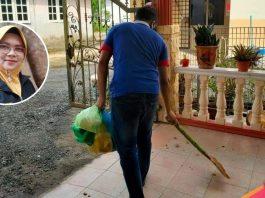 Orang Lelaki Pun Rajin Buat Kerja Rumah, Syaratnya Jangan Mengarah