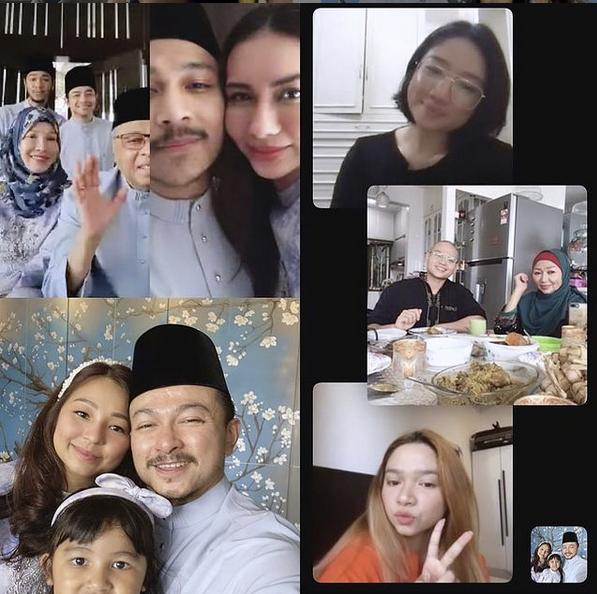 keluarga-datuk-seri-ismail-sabri