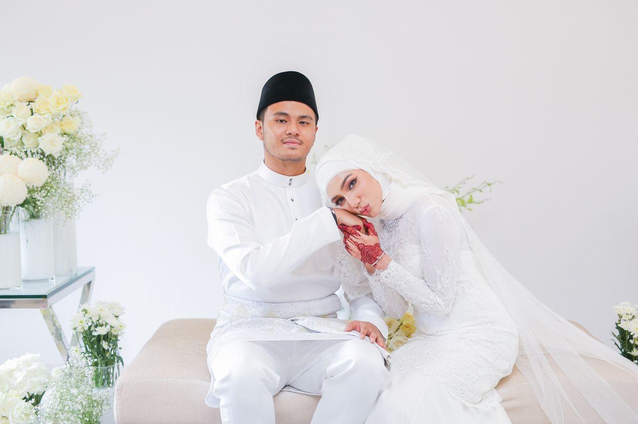 elisya-sandha-kahwin